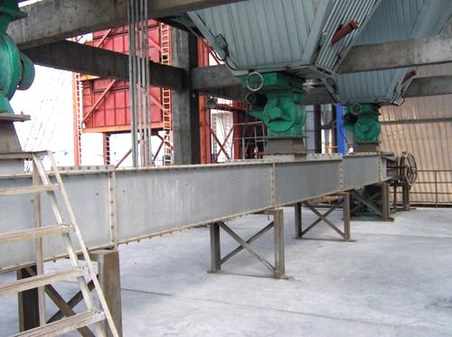 RMSM 耐磨埋刮板输送机