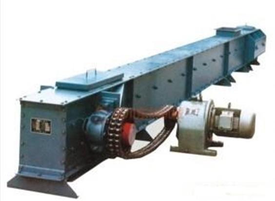 MSZ 水泥熟料埋刮板输送机