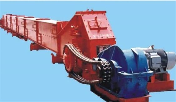 MSSF  电厂埋刮板输粉机