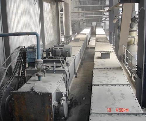 冶炼刮板输送机